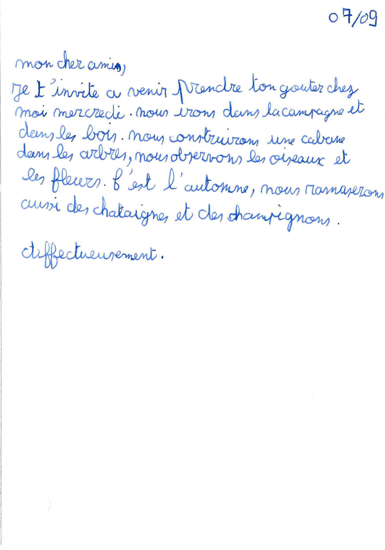 After-Garçon droitier - 14,5 ans