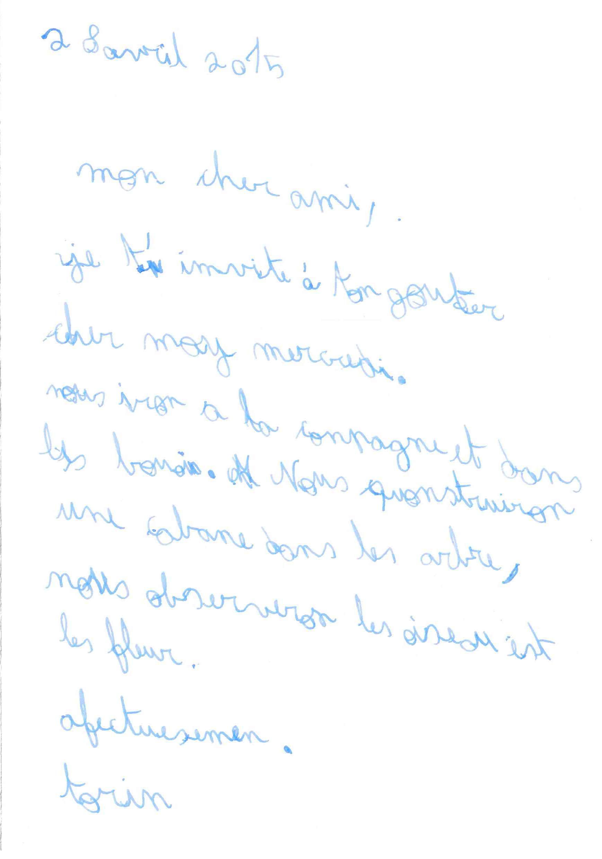 Before-Garçon droitier - 10 ans