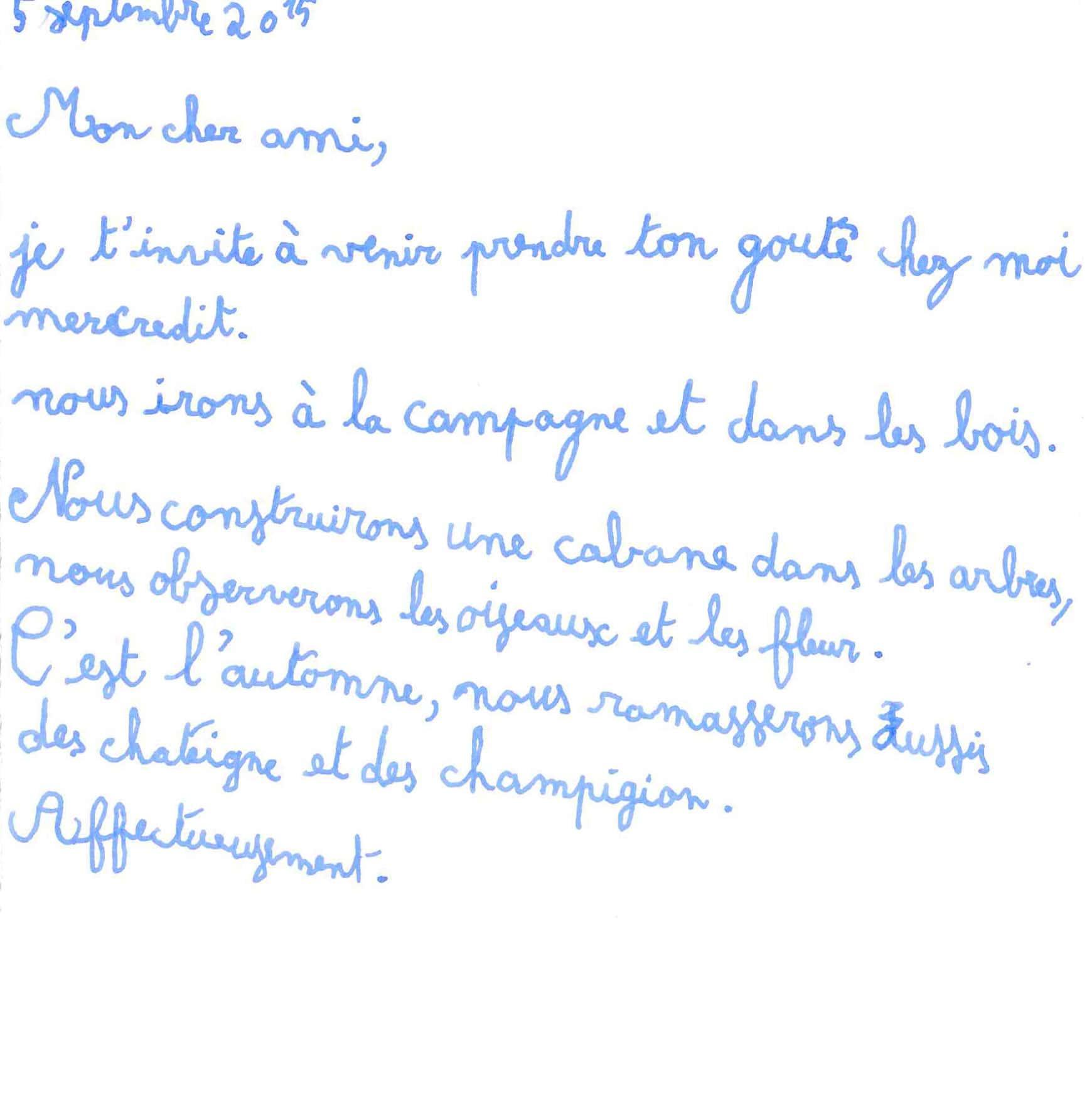 After-Garçon droitier - 11 ans
