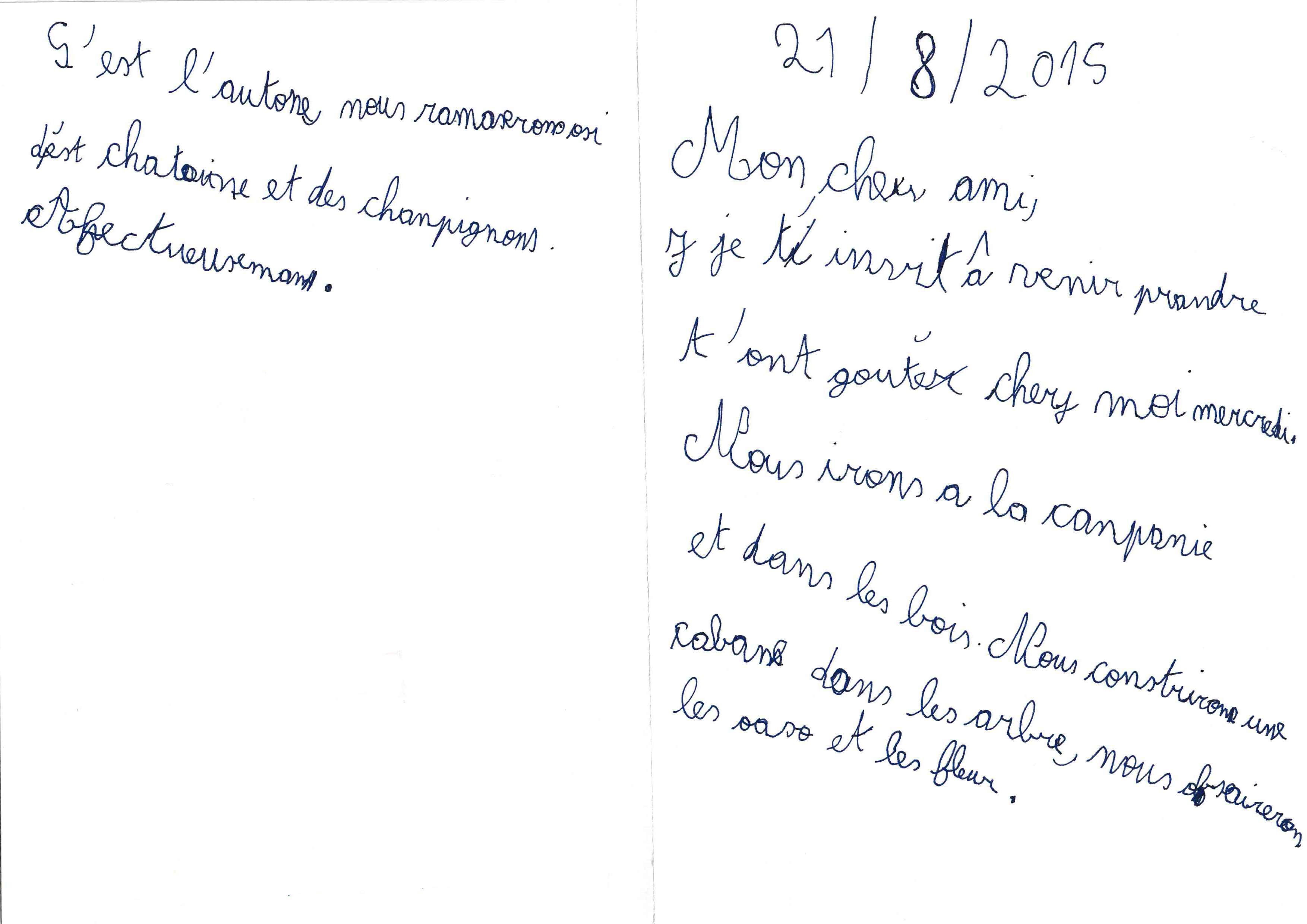 Before-Garçon gaucher - 9,5 ans